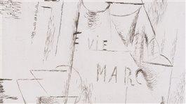 Grabados de Picasso: Picasso cubista (1909-1915)