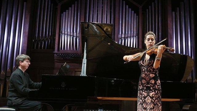 César Franck: Sonata para violín y piano