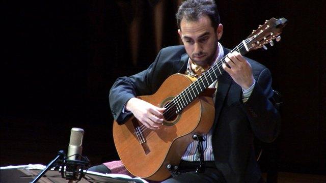 Benet Casablancas: Tres piezas para guitarra