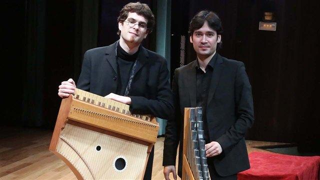 Instrumentalis musica Medii Aevi. Johan dels orguens en la corte de Juan I
