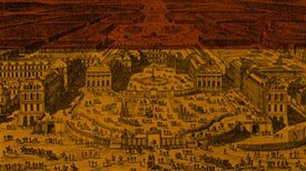 The sound of the cities (III): Versalles 1670. Música para el Rey Sol