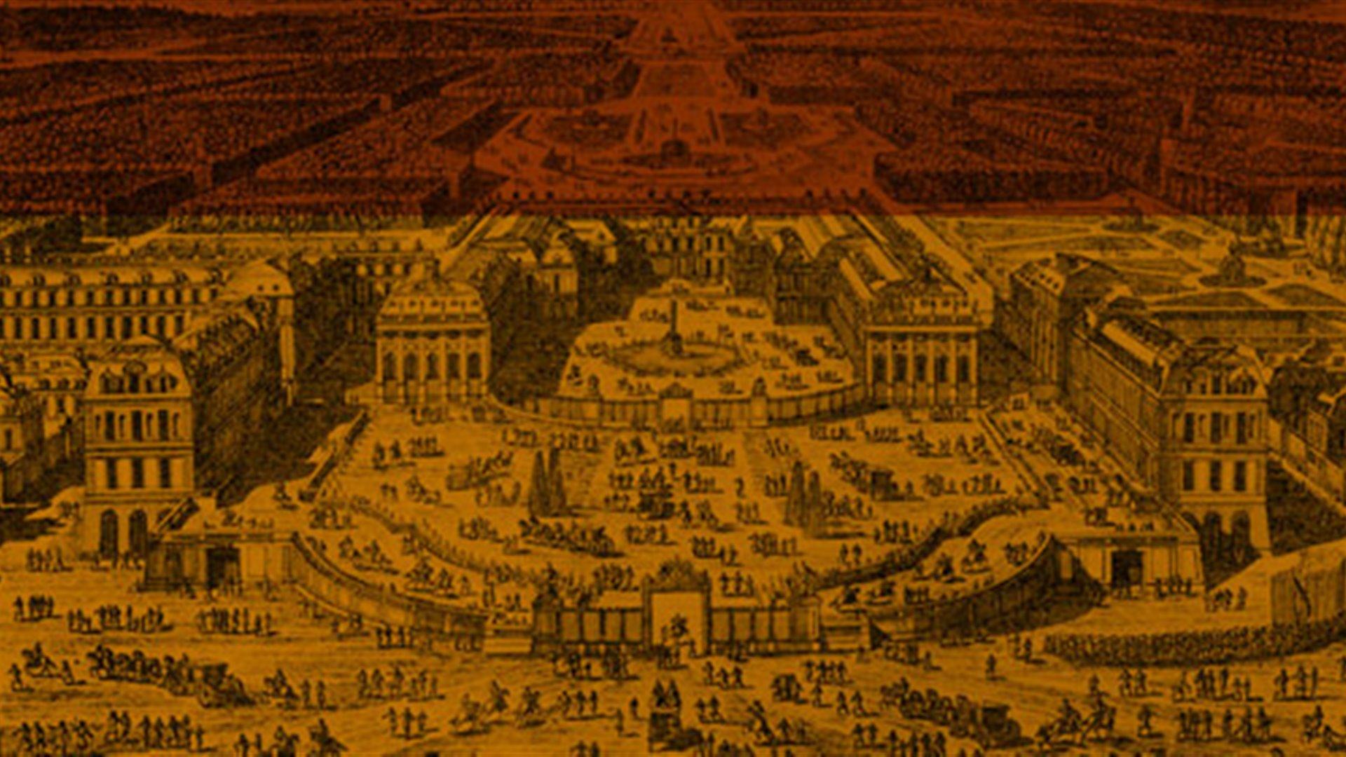 Versalles 1670. Música para el Rey Sol