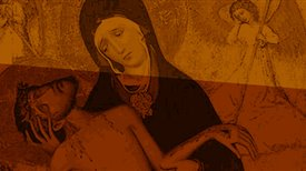 Music for a good death (II): Stabat Mater dolorosa