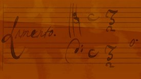 Music for a good death (VIII): Lamentos