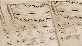 Childhood in music (IV): Christmas and Epiphany during the Middle Ages