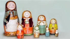 Childhood in music (VII): Russian Children