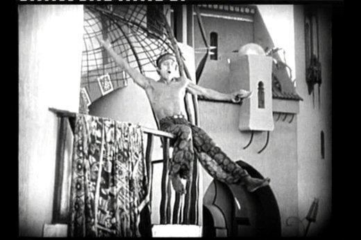 """Proyección de la película """"El ladrón de Bagdad"""""""