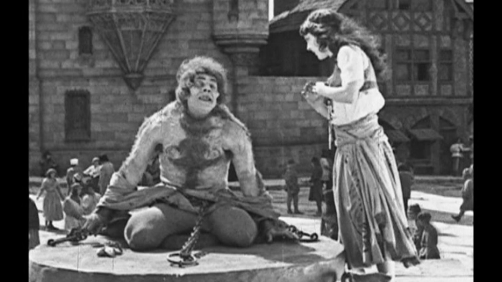 Lectures Fundación Juan March Silent Cinema Literary Adaptations Ii The Hunchback Of Notre Dame