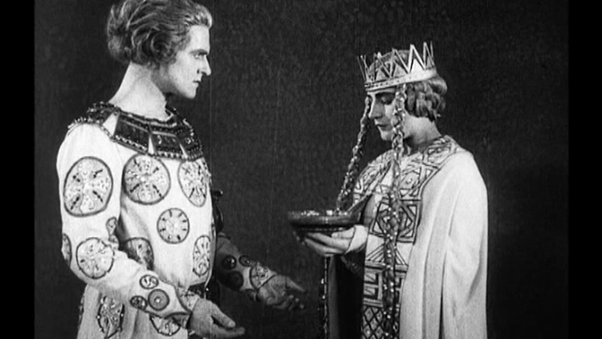 Los Nibelungos (I). La muerte de Sigfrido