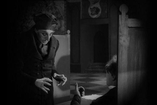 """Proyección de la película """"Nosferatu"""""""