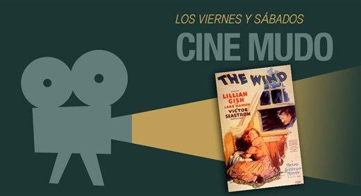 """Proyección de la película """"El viento"""""""