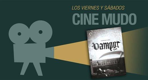"""Proyección de la película """"Vampyr"""""""