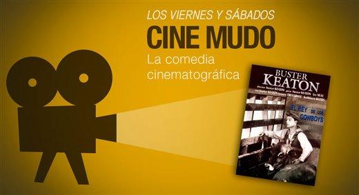 """Proyección de la película """"El rey de los cowboys"""""""