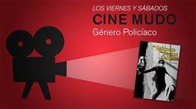 """El gabinete del doctor Caligari"" (1919) de Robert Wiene"