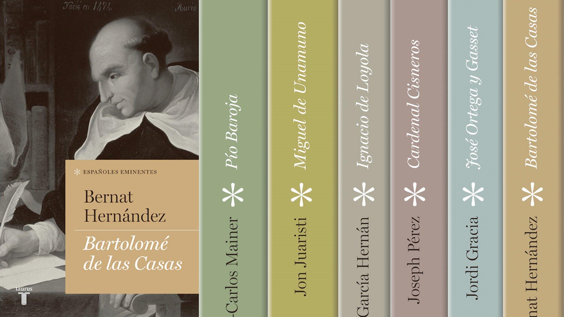 """Mesa redonda sobre el libro """"Bartolomé de las Casas"""" de Bernat Hernández"""