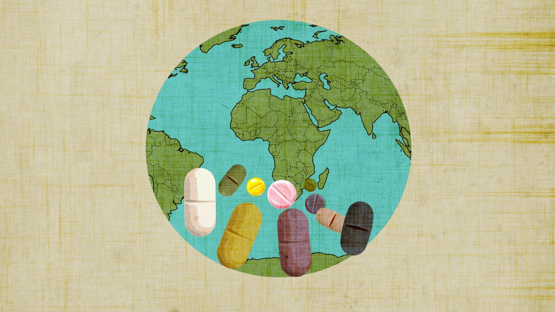 Industria farmacéutica y salud