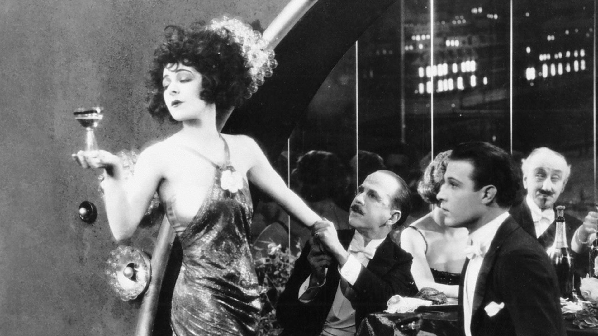 """""""La dama de las camelias"""" (1921) de Ray C. Smallwood"""