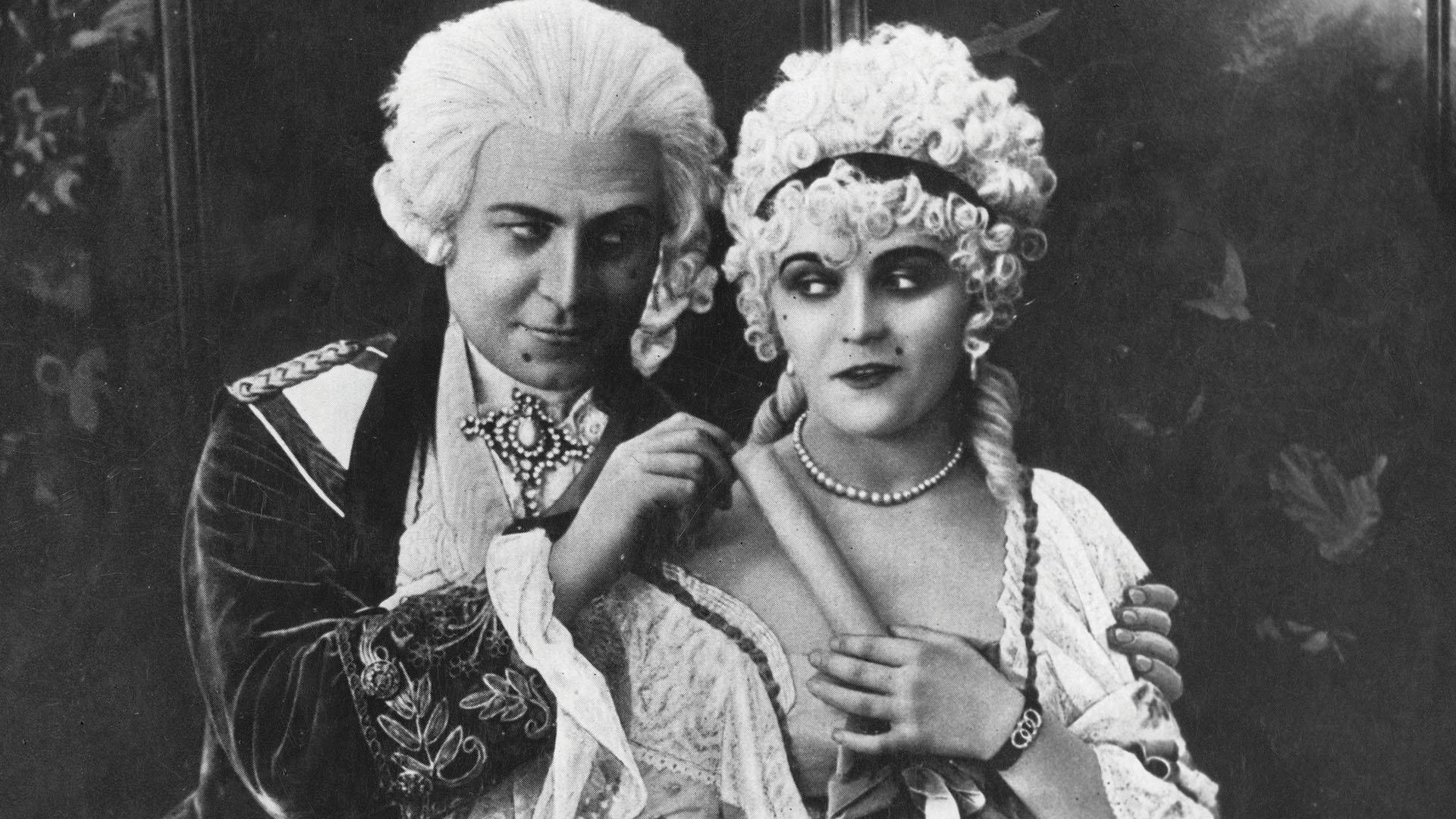 """""""Madame Dubarry"""" (1919) by Ernst Lubitsch"""