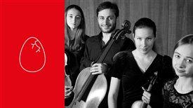 Cuarteto Mendelssohn de BP y Samuel Palomino