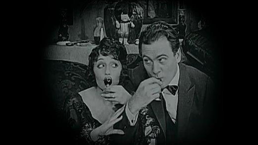 El arte de la seducción en el cine mudo