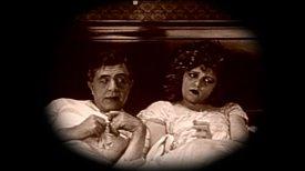 """""""Esposas frívolas"""" (1922) de Erich von Stroheim"""