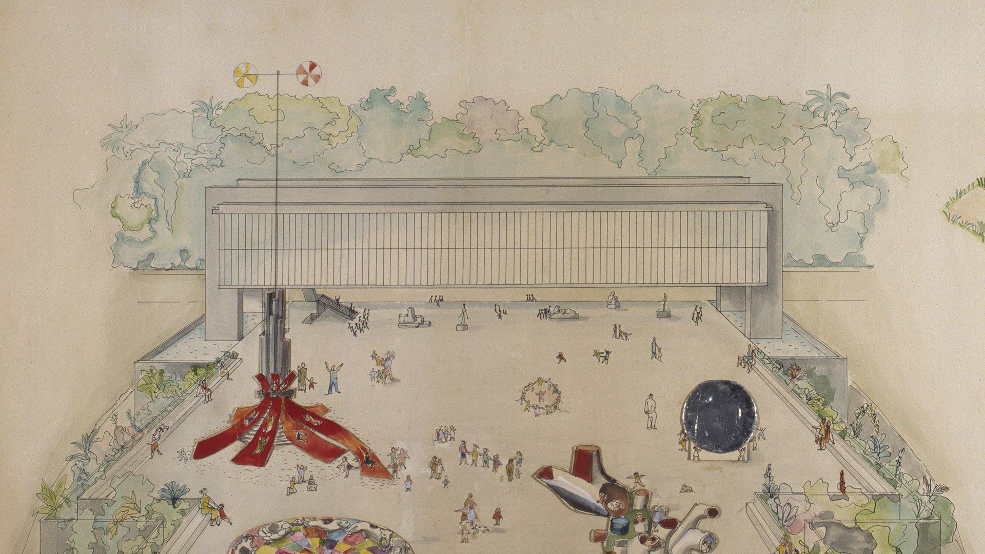 """On the exhibition """"Lina Bo Bardi: tupí or not tupí. Brasil, 1946-1992"""""""