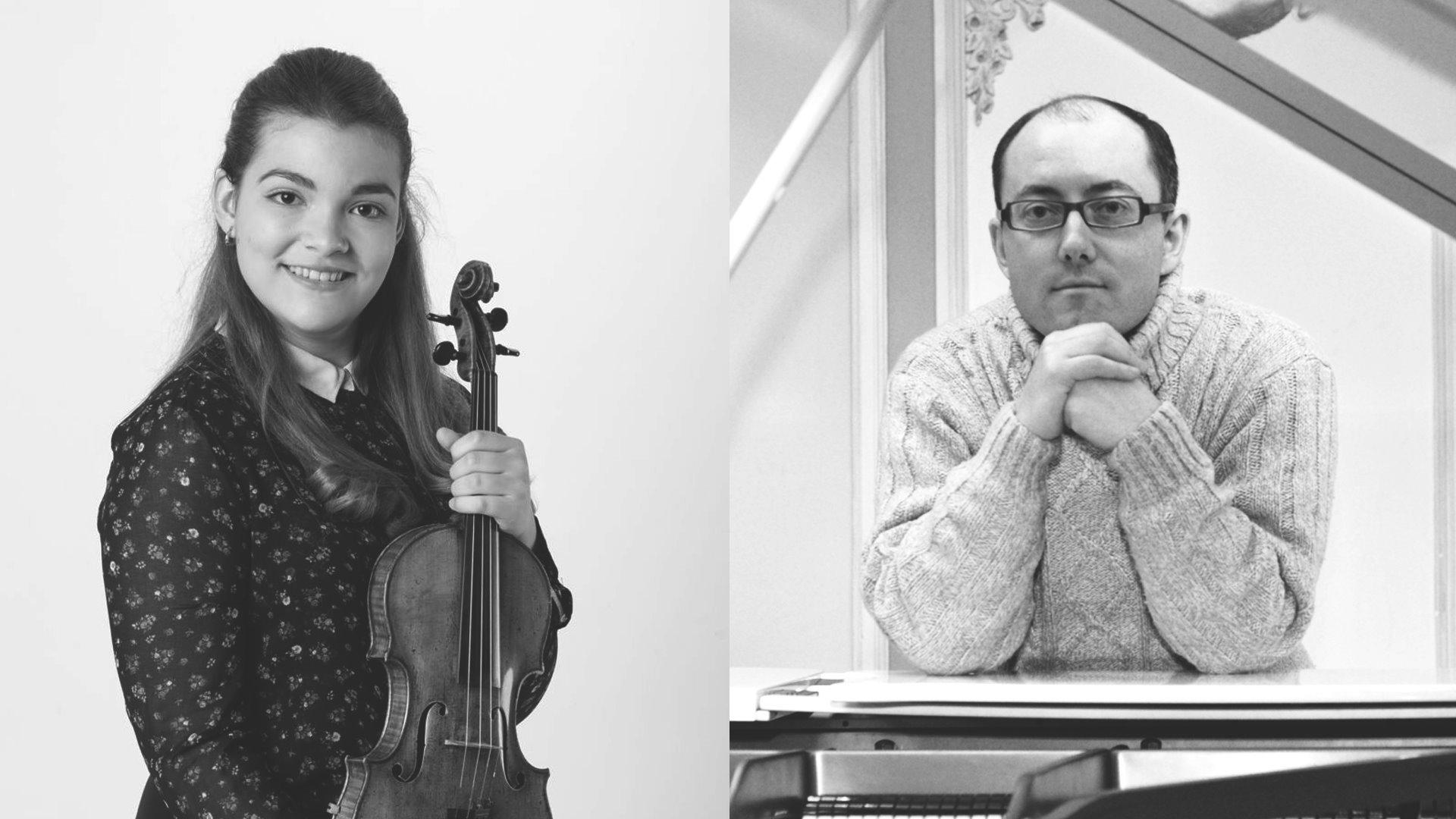 Ellinor D'Melon y Vadim Gladkov