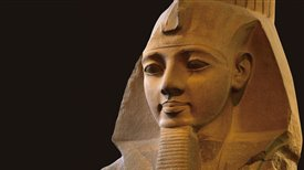 Ramesses II, defender of a great empire