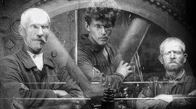"""""""La huelga"""" (1925) de Sergéi M. Eisenstein"""
