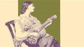 Guitarra española del siglo XIX (I)