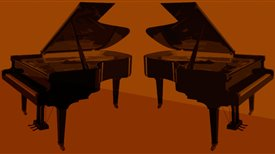 Music for two pianos (I)