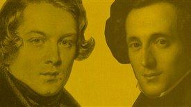 Mendelssohn-Schumann: tríos con piano (I)