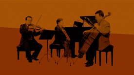 Trios for piano, violin & cello (V)
