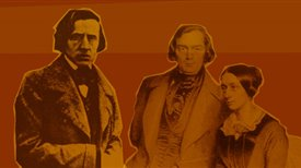 Chopin & the Schumanns: mutual influences (I)