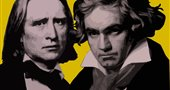 WEDNESDAY SERIES. Beethoven-Liszt. The 9 Symphonies
