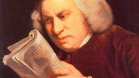La aristocracia intelectual del siglo XVIII: Samuel Johnson