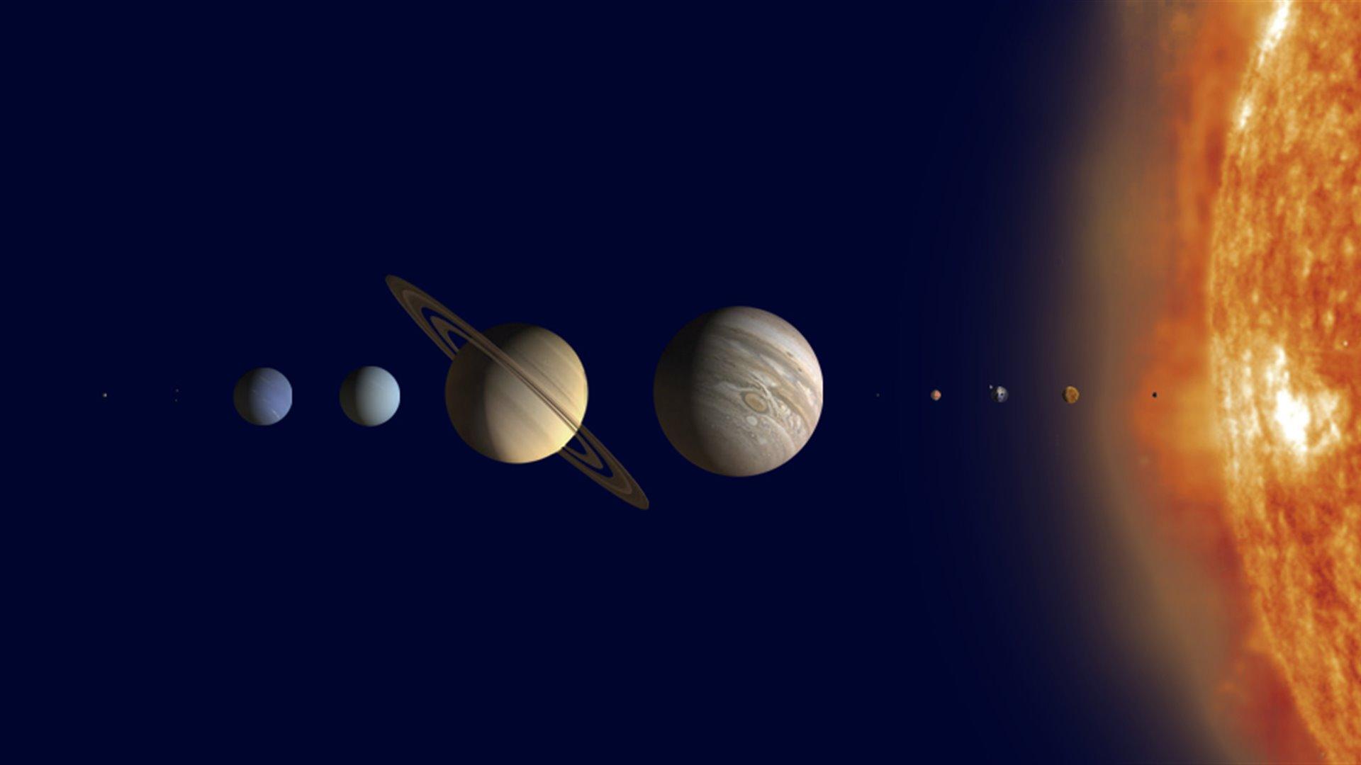 La exploración robótica del Sistema Solar