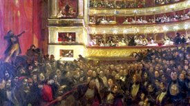 Competing for applause in theatres in the Golden Age: from Lope de Vega to the 'new birds'