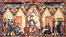 """At the Court of Alfonso X """"The Wise"""" (I)"""