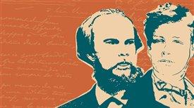 Rimbaud y Verlaine, la extraña pareja
