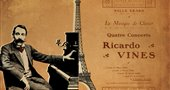 WEDNESDAY SERIES. Paris 1905. Viñes, a History of the Piano