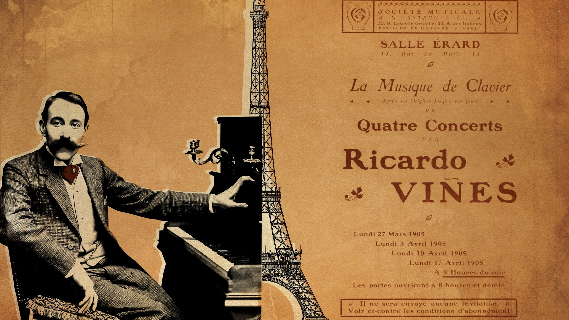 Modern Composers (I)