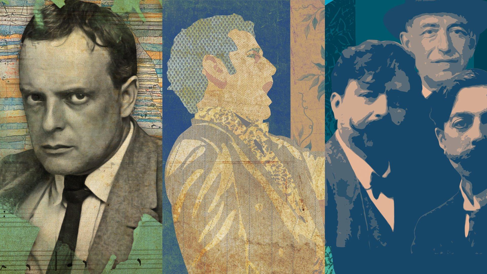 Paul Klee, the painter violinist