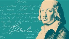 Poets establish that which endures: Friedrich Hölderlin