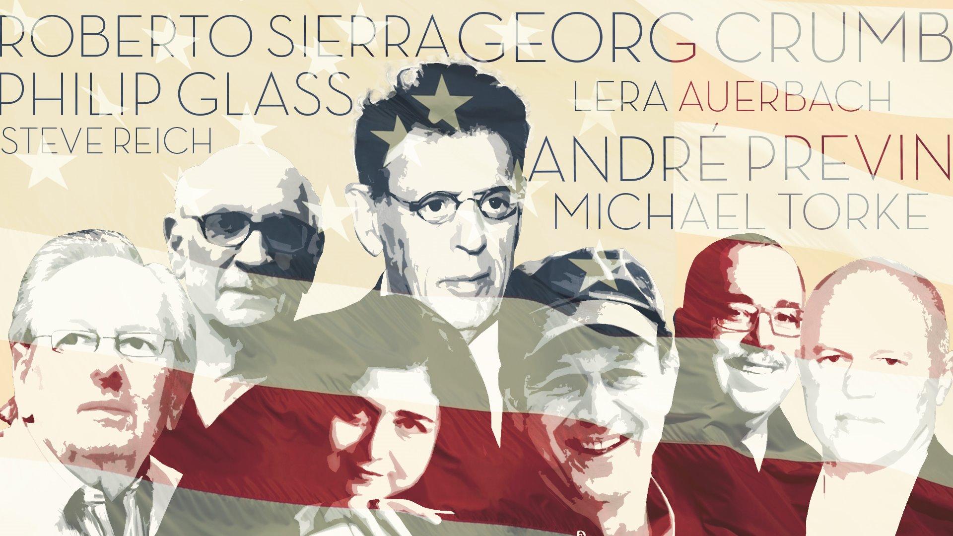 White Letter to Philip Glass - Escape to History