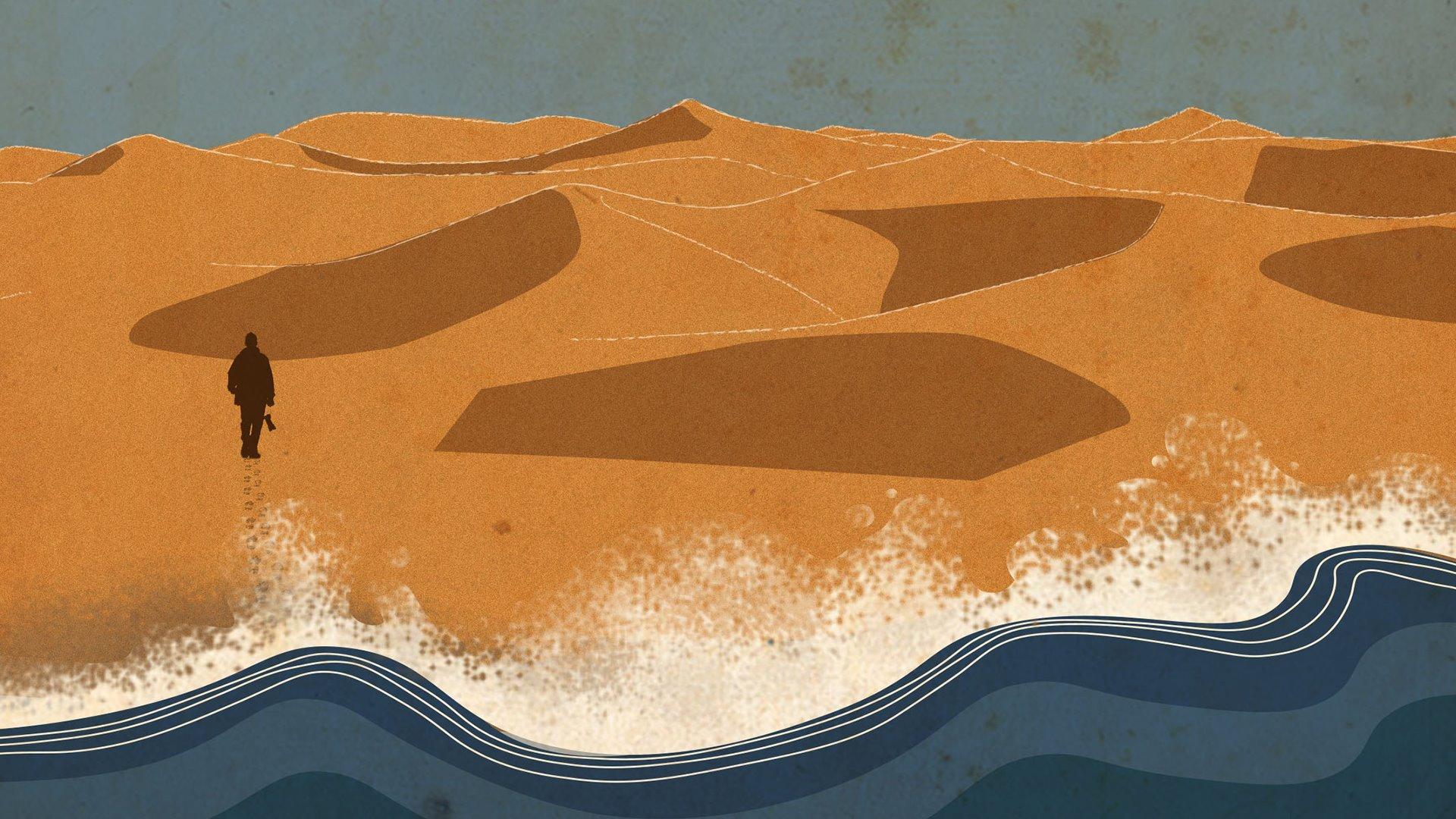 The Human Condition: Ocean or Desert?