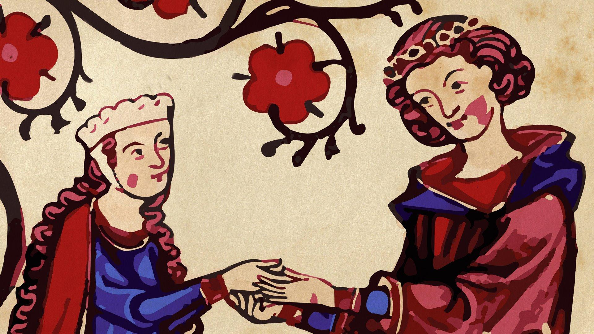 Abelardo y Heloísa, historia de una pasión