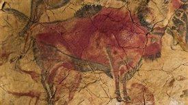 ¿Qué es el arte rupestre paleolítico?