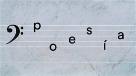 Poesía en música