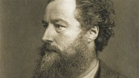 William Morris: beauty and justice